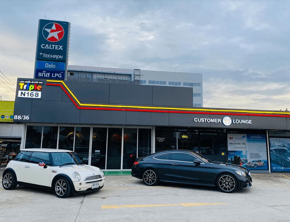 ร้านติดฟิล์มรถยนต์ นนทบุรี